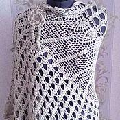 Аксессуары handmade. Livemaster - original item Shawl knit