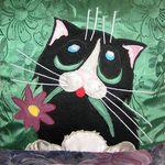 Лоскутная мозаика (Ирина) (Pelargonia) - Ярмарка Мастеров - ручная работа, handmade