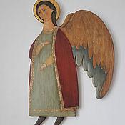 Картины и панно ручной работы. Ярмарка Мастеров - ручная работа Ангел в дом. Handmade.