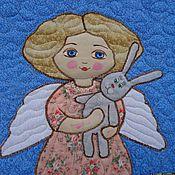 """Картины и панно ручной работы. Ярмарка Мастеров - ручная работа Панно """"Ангел"""". Handmade."""