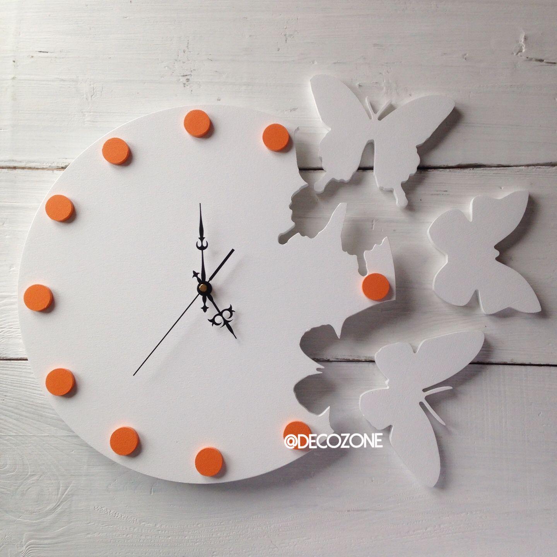 Часы своими руками декор часов