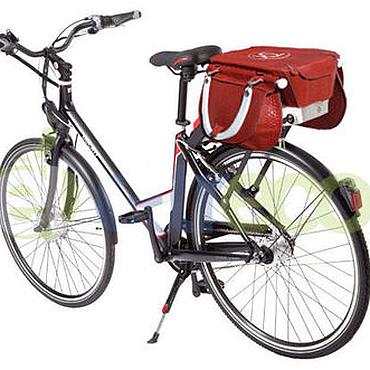 """Сумки и аксессуары ручной работы. Ярмарка Мастеров - ручная работа сумки для велосипеда  """"Афродита"""". Handmade."""