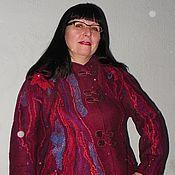 """Одежда ручной работы. Ярмарка Мастеров - ручная работа Пальто валяное """"Надежда"""". Handmade."""