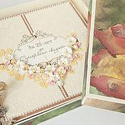 Подарки к праздникам ручной работы. Ярмарка Мастеров - ручная работа фотоальбом``Воспоминания``. Handmade.
