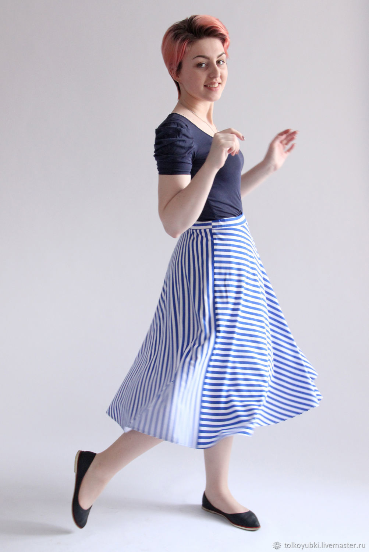 Skirt summer sailor
