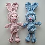 """Куклы и игрушки ручной работы. Ярмарка Мастеров - ручная работа """"Зайка"""" игрушка для фотосессии. Handmade."""