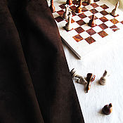 Одежда handmade. Livemaster - original item Suede pencil skirt. Handmade.
