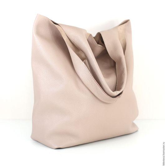 Женские сумки ручной работы. Ярмарка Мастеров - ручная работа. Купить Сумка - Мешок - Пакет - большого размера с карманом. Handmade.