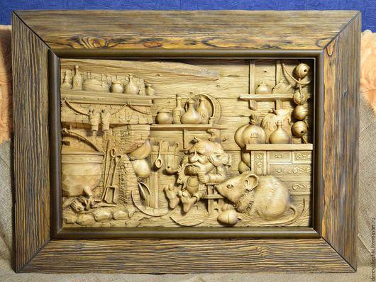 Репродукции ручной работы. Ярмарка Мастеров - ручная работа. Купить у камина. Handmade. Резьба по дереву, подарок на любой случай