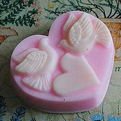Свадебный салон ручной работы. Ярмарка Мастеров - ручная работа Голубки и любовь. Handmade.