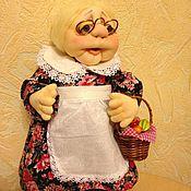 Куклы и пупсы ручной работы. Ярмарка Мастеров - ручная работа Бабушка домовушка (50). Handmade.