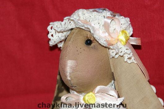 Ароматизированные куклы ручной работы. Ярмарка Мастеров - ручная работа. Купить Крольчиха Фрося. Handmade. Крольчиха, авторская игрушка, зайчиха