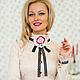 Платья ручной работы. Платье МА-33. Marussia / Маруся. Интернет-магазин Ярмарка Мастеров. Орнамент, платье вечернее