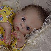 Куклы и игрушки ручной работы. Ярмарка Мастеров - ручная работа Кукла реборн Кирилл. Handmade.
