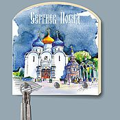 Для дома и интерьера handmade. Livemaster - original item The housekeeper wall