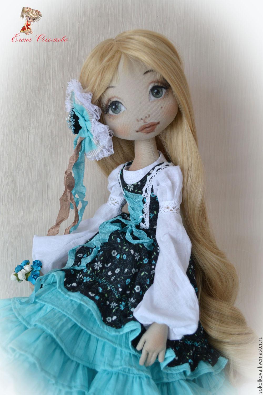 Ярмарка мастеров куклы мастер класс подробно #9