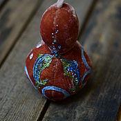 """Подарки к праздникам ручной работы. Ярмарка Мастеров - ручная работа игольница  """" Подводное путешествие """". Handmade."""