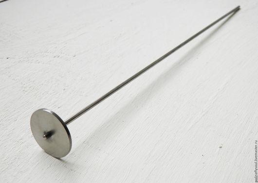 """Другие виды рукоделия ручной работы. Ярмарка Мастеров - ручная работа. Купить Мандрель под кабошон """"круг"""" (d 30мм). Handmade."""