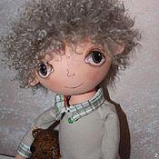 Куклы и игрушки ручной работы. Ярмарка Мастеров - ручная работа Овечкин Толик. Handmade.