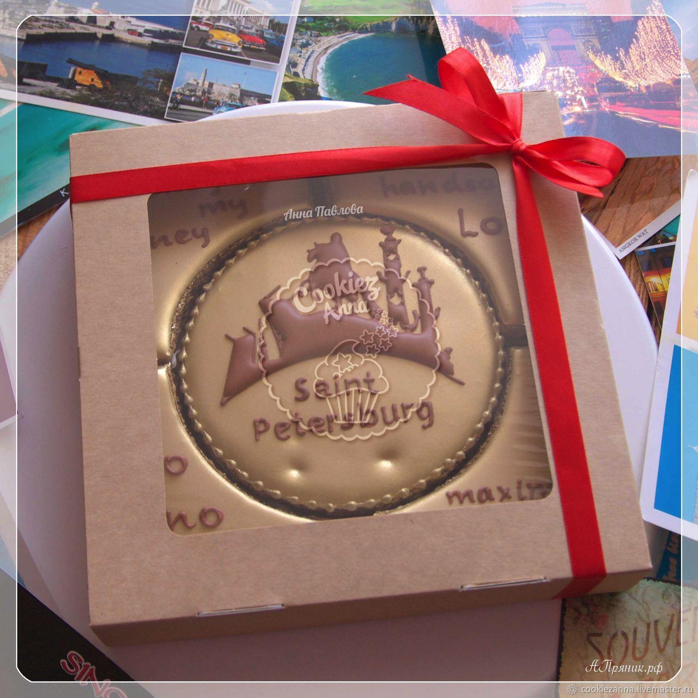 Souvenir gingerbread Saint Petersburg, Gingerbread Cookies Set, St. Petersburg,  Фото №1