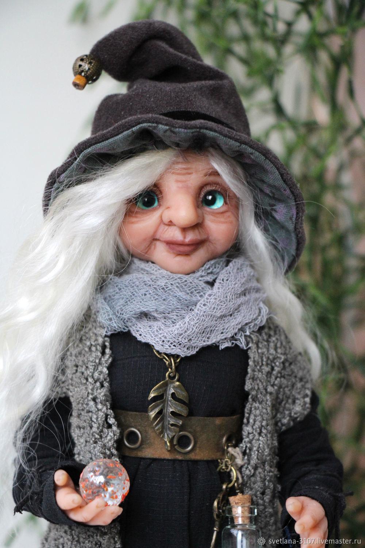 Тролль Аделина ясновидящая, Куклы и пупсы, Москва,  Фото №1