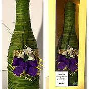 """Для дома и интерьера ручной работы. Ярмарка Мастеров - ручная работа Ваза для одного цветка """"Весна"""". Handmade."""