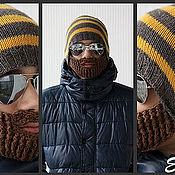 """Одежда ручной работы. Ярмарка Мастеров - ручная работа Шапка """"Борода"""". Handmade."""