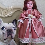 Куклы и игрушки handmade. Livemaster - original item The Doll Annabelle. Handmade.