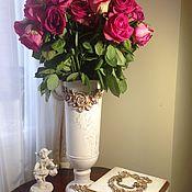 Для дома и интерьера ручной работы. Ярмарка Мастеров - ручная работа Ваза Благородная Классика. Handmade.