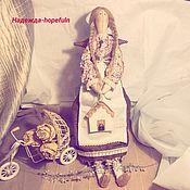 Куклы и игрушки ручной работы. Ярмарка Мастеров - ручная работа Ангел дома. Handmade.