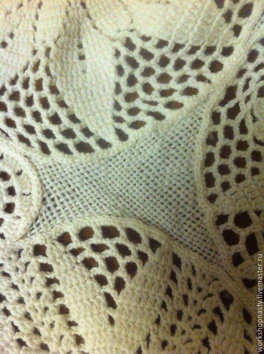 Кофты и свитера ручной работы. Ярмарка Мастеров - ручная работа. Купить Вязаный кружевной кардиган. Handmade. Белый, красивый подарок
