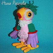 Куклы и игрушки handmade. Livemaster - original item Parrot Kesha. Handmade.