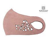 Аксессуары handmade. Livemaster - original item Protective mask
