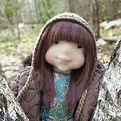 Куклы и игрушки ручной работы. Ярмарка Мастеров - ручная работа Кукла Аня. Handmade.
