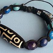 Украшения handmade. Livemaster - original item Mens charm bracelet