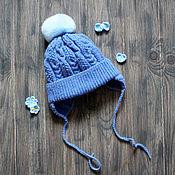 """Работы для детей, ручной работы. Ярмарка Мастеров - ручная работа Шапка """"теплая зима"""". Handmade."""