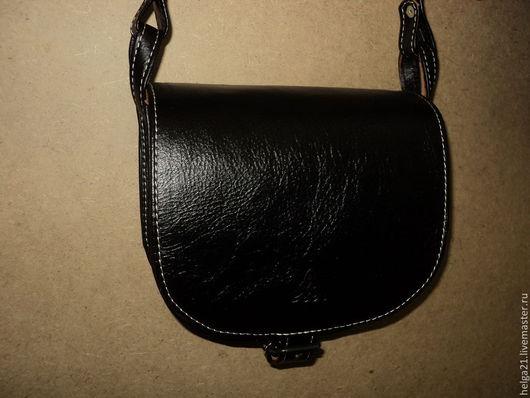 Женские сумки ручной работы. Ярмарка Мастеров - ручная работа. Купить сумка кожаная  н10. Handmade. Кожа, сумочка