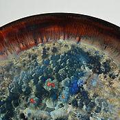 Посуда handmade. Livemaster - original item Porcelain plate. Handmade.