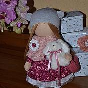 Куклы и игрушки ручной работы. Ярмарка Мастеров - ручная работа Виолетта. Handmade.