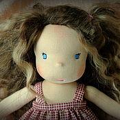 Вальдорфские куклы и звери ручной работы. Ярмарка Мастеров - ручная работа Кукла вальдорфская. Handmade.
