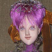 """Куклы и игрушки ручной работы. Ярмарка Мастеров - ручная работа """"Паучишка Люська"""". Handmade."""