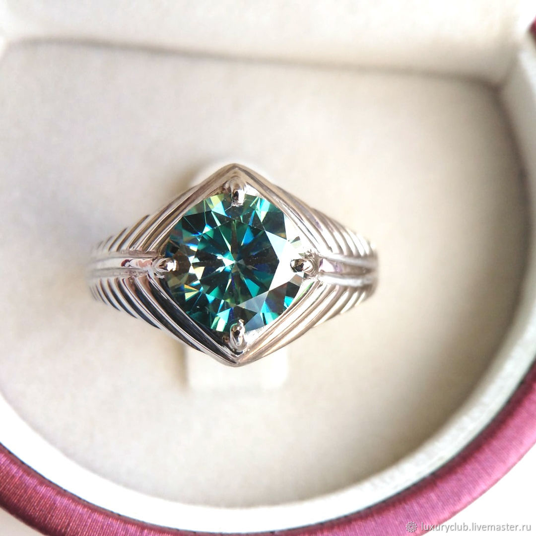 20p diamond Ring 'Impulse' buy, Rings, Tolyatti,  Фото №1