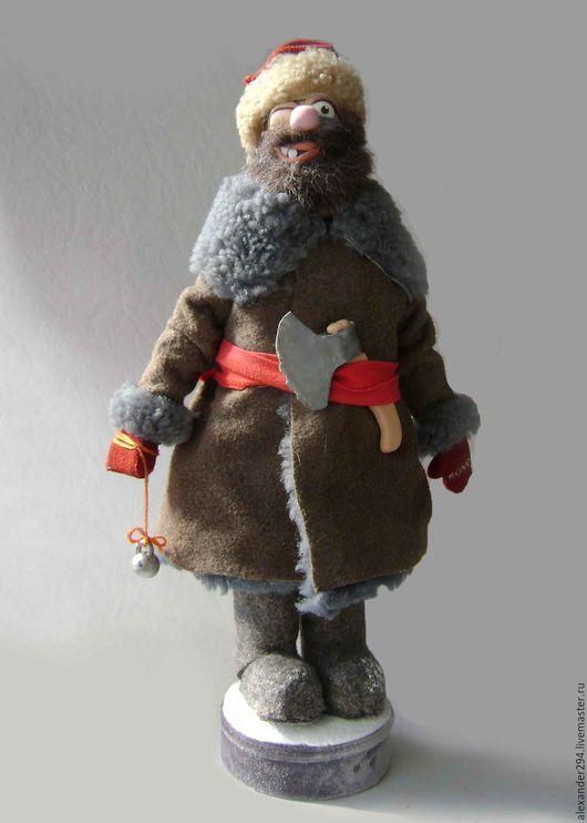 Коллекционные куклы ручной работы. Ярмарка Мастеров - ручная работа. Купить Вот мчится тройка удалая.... Handmade. Комбинированный