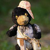 Куклы и игрушки ручной работы. Ярмарка Мастеров - ручная работа Воронёнок Гек. Handmade.