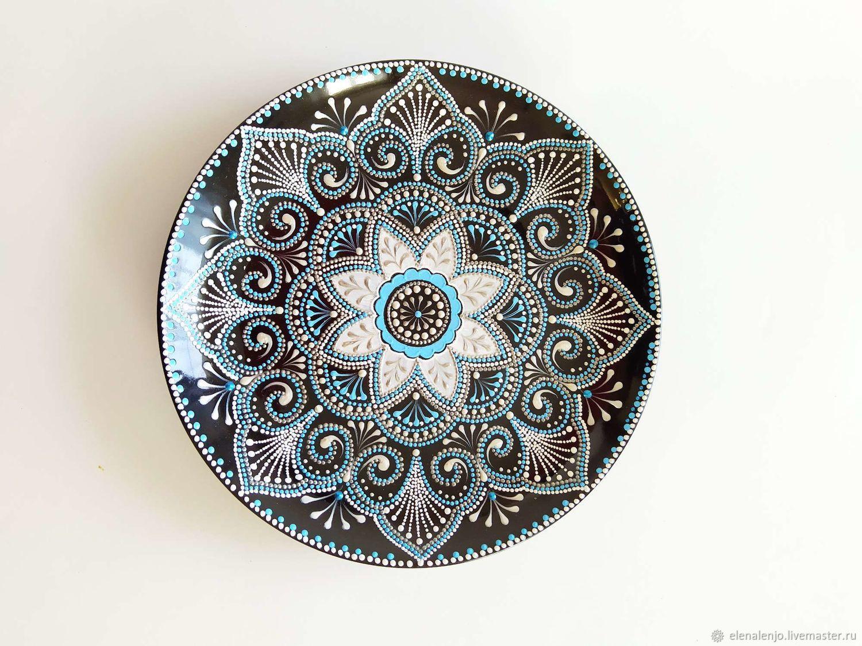 Декоративная тарелочка, Тарелки, Славянск-на-Кубани,  Фото №1