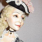 """Куклы и игрушки ручной работы. Ярмарка Мастеров - ручная работа Авторская кукла """"La bella"""". Handmade."""