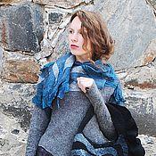 """Одежда ручной работы. Ярмарка Мастеров - ручная работа Жакет """"Соль Моря"""". Handmade."""