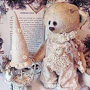"""Куклы и игрушки ручной работы. Ярмарка Мастеров - ручная работа Мишка """"Кристиан.....Happy New Year!"""". Handmade."""