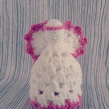 Куклы и игрушки ручной работы. Ярмарка Мастеров - ручная работа Игрушки: Рождественский ангел. Handmade.