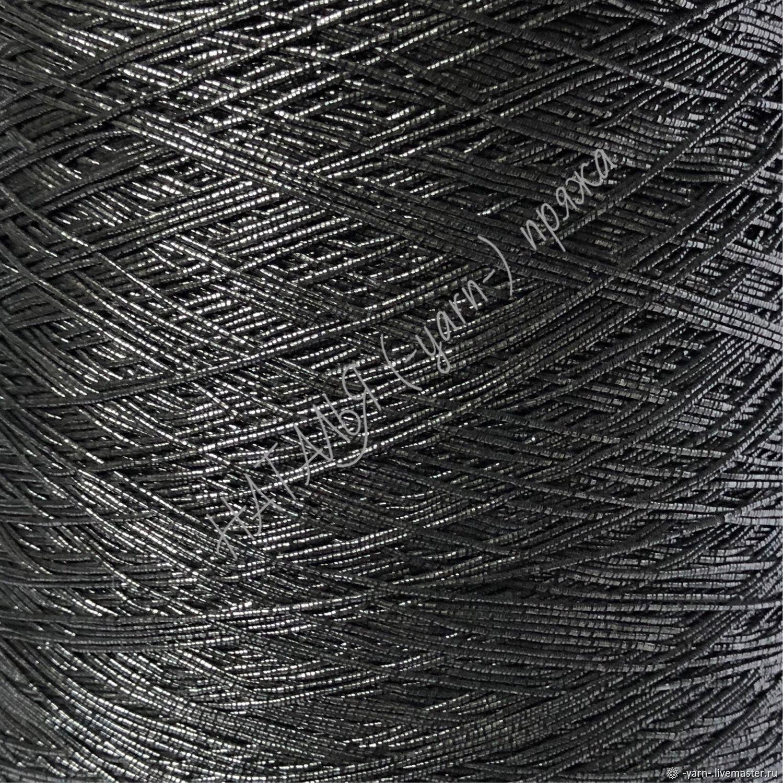 Пряжа Хлопок Friendwithbenefit черный – купить на Ярмарке Мастеров – JXZSARU | Пряжа, Санкт-Петербург